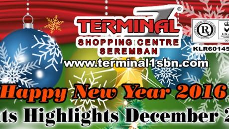 Event Highlight – December 2015