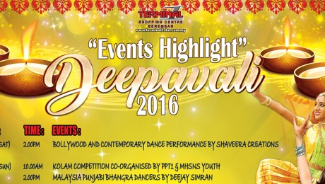 Events Highlight – Deepavali 2016