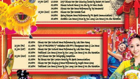 Events Highlights – Chinese New Year 2017