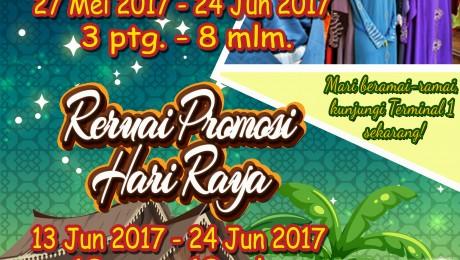 Bazaar Ramadan Dan Tapak Promosi 2017