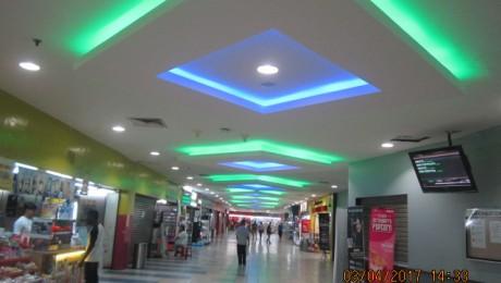 Pelancaran Naik Taraf Kemudahan Dalaman Terminal 1 Shopping Centre Seremban