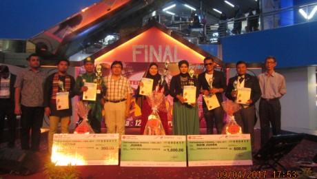 Pemenang Pertandingan Terminal 1 Idol 2017
