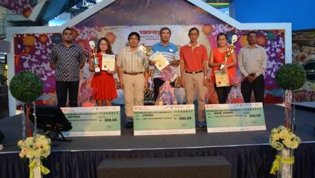 Pemenang Pertandingan Reka Cipta Tanglung 2017 – 24 September 2017