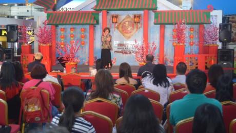 Pertandingan Karaoke CNY 2018 Peringkat 1 & 2