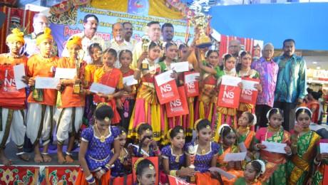 Pertandingan Tarian Tradisional India 2018